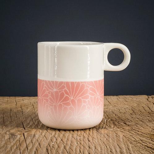 Mug rose 1