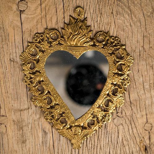 Ex-voto 10 - miroir