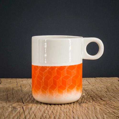 Mug orange 2