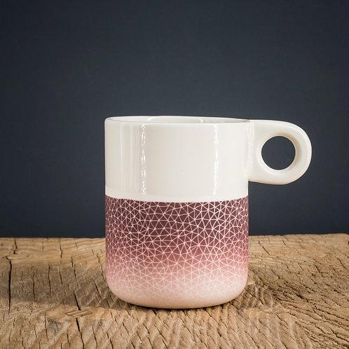 Mug violet 1