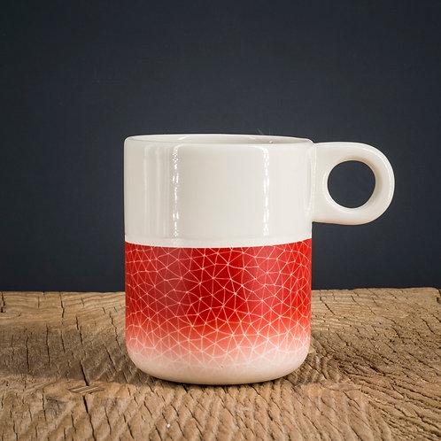 Mug rouge 1