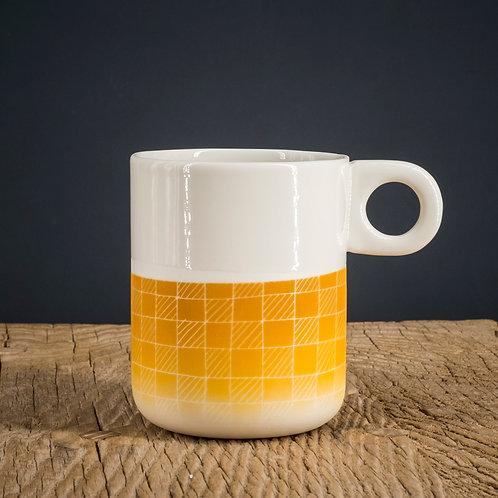 Mug jaune 2