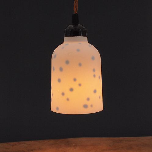 Petite lampe pois