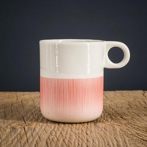 Mug rose 2