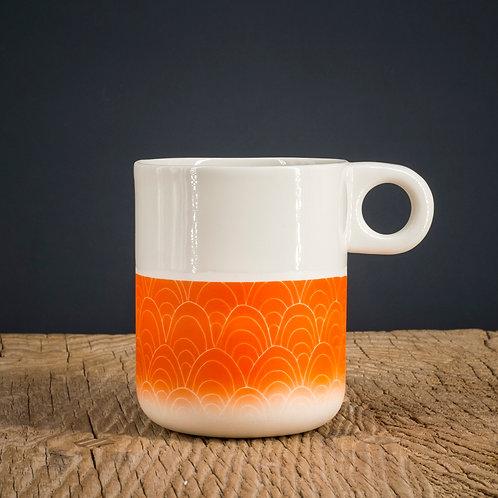 Mug orange 3