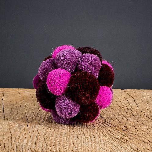 Boule pompon 2