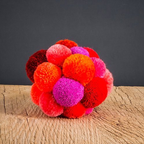 Boule pompon 1