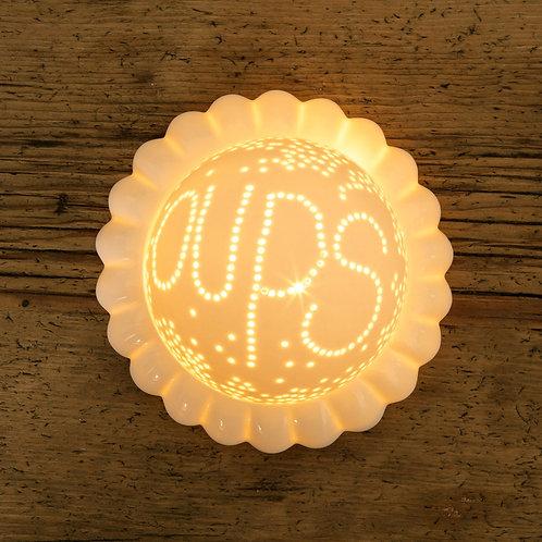 Lucette OUPS - photophore