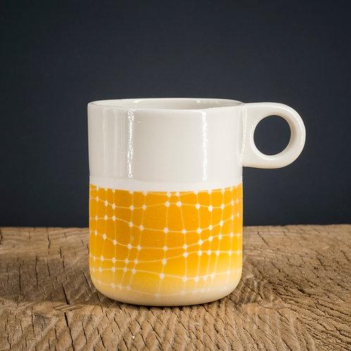 Mug jaune 3
