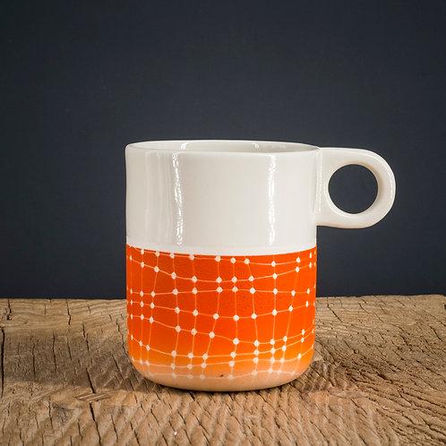 Mug orange 1