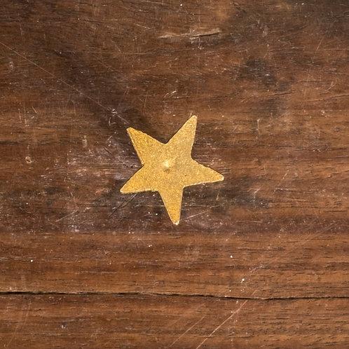 Clou étoile taille 1