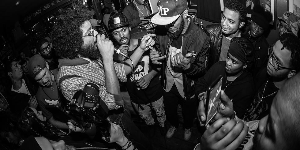 Rise of the MC feat La Familiale