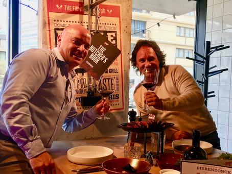 Lunch met Klaas Vandendries - CEO Real Tobacco & topondernemer