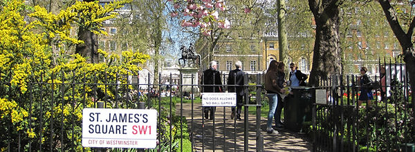 St James's Square Trust