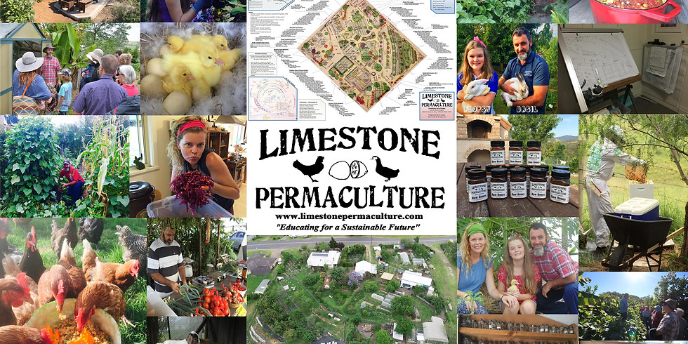 Introduction to Permaculture - Oct 30th & 31st
