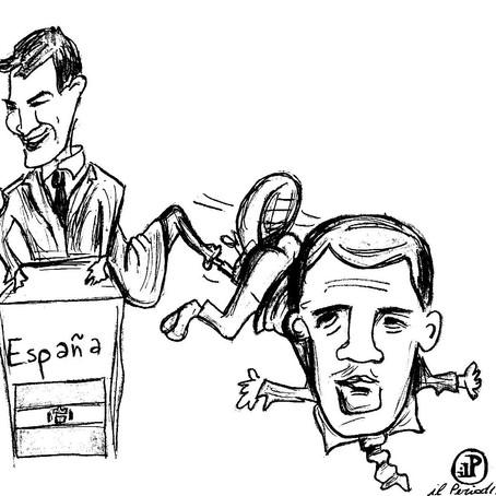 Il premier spagnolo ha evitato di incontrare Guaidó