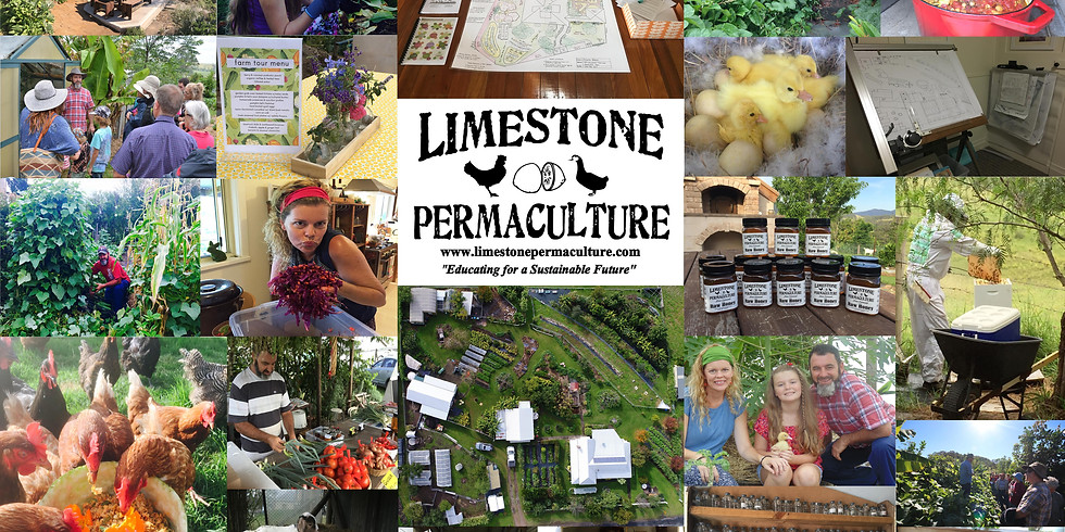 Introduction to Permaculture Saturday 25th & Sunday 26th August