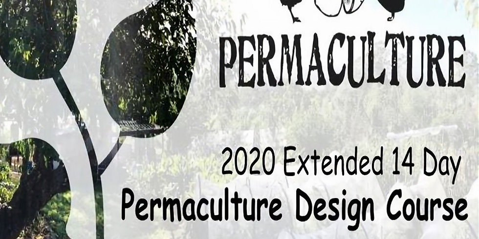 2020 Extended 14 day Permaculture Design Course (PDC - Autumn)