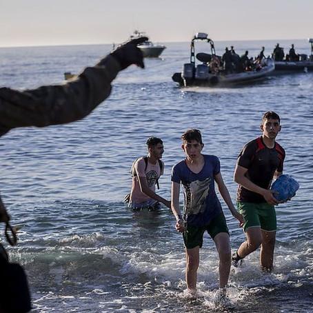 A Ceuta, dove inizia l'Europa e finisce l'umanità
