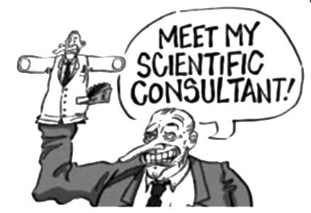 Vignetta apparsa sul Washington Post nel 2018