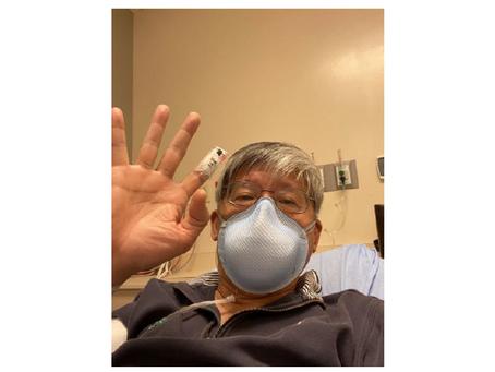 美国华人医生新冠治疗全过程!生死一线,十几个日夜惊心动魄!