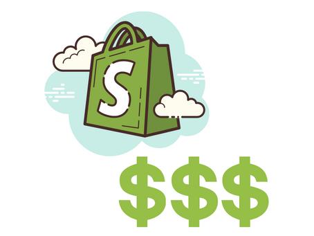 WayUp360电商独立站运营推广流量小课堂(02-23-2021):在线电商平台Shopify运营成本费用详解!