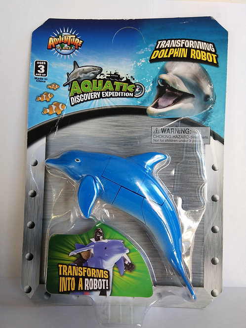 Transforming Dolphin Robot