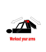 Lifts exercises with Workout Helpers