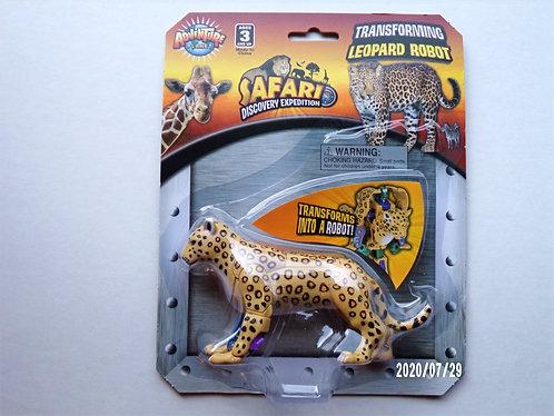 Transforming Leopard Robot