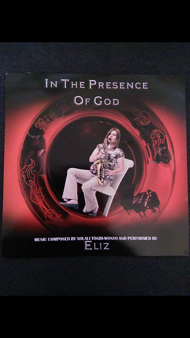 IN THE PRESENCE OF GOD ALBUM