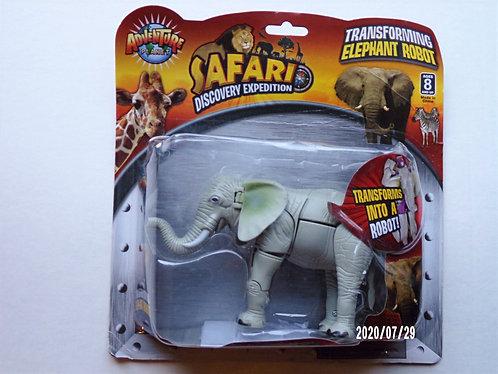 Transforming ElephantRobot