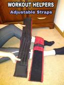 Workout Helpers: Adjustable Straps
