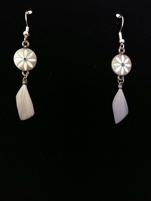 Earrings by O. Dori