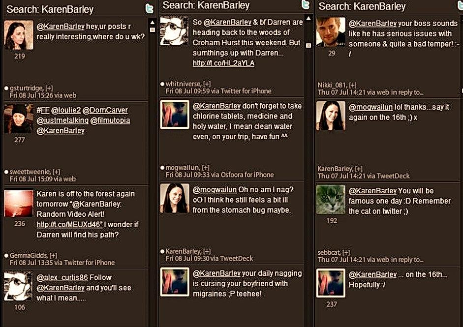 People's reaction (4) - Hurst aka @Karenbarley