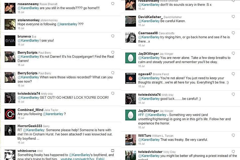 People's reaction (9) - Hurst aka @Karenbarley
