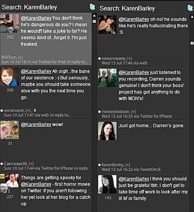 People's reaction (6) - Hurst aka @Karenbarley
