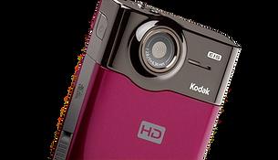 Kodak Zi8 for Hurst twitter movie