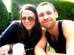 Karen Barley and Darren Jessop