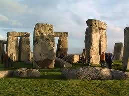 Stonehenge sunnier