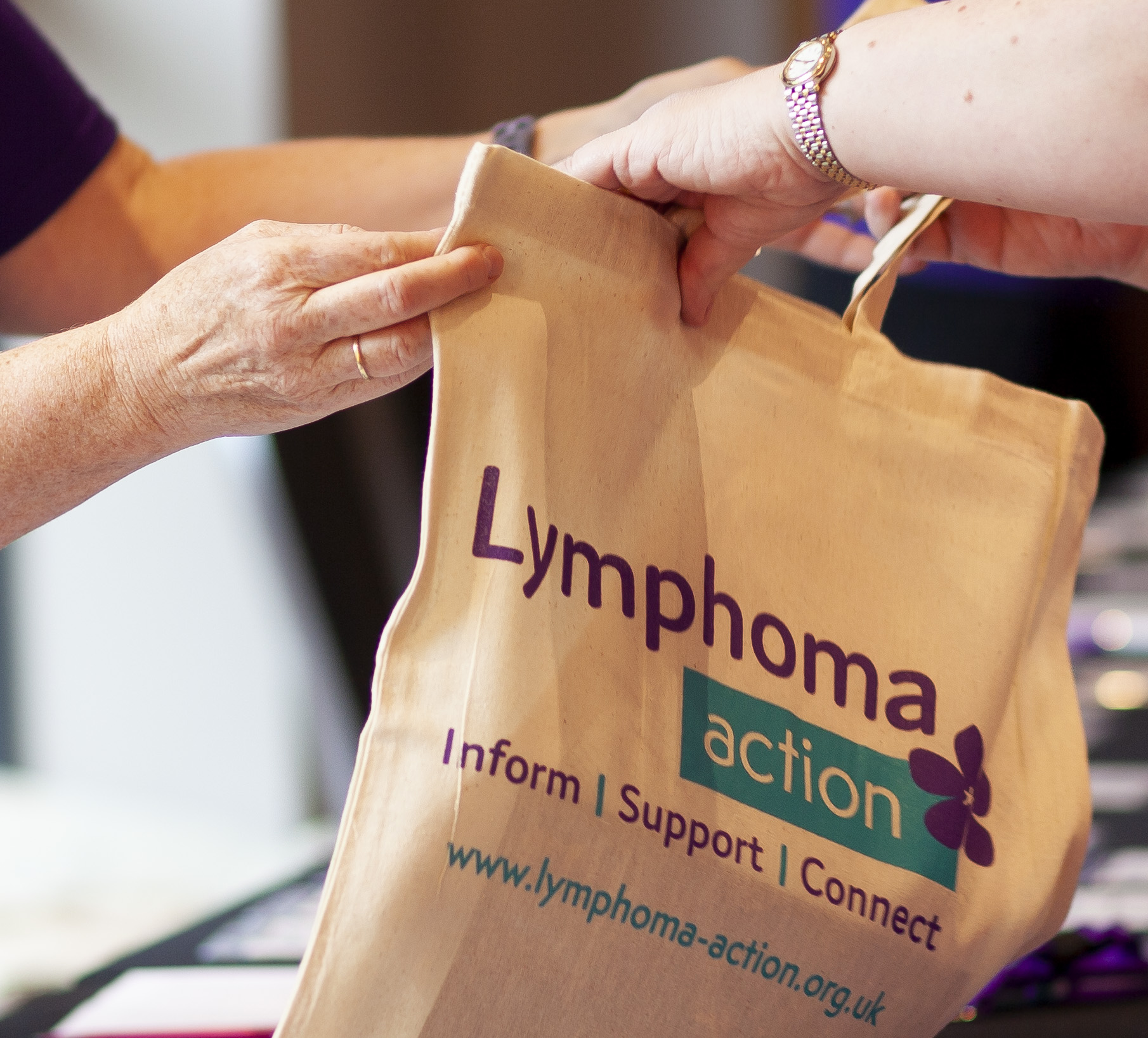 Lymphoma Action Conference