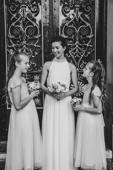 Steph and Mark's Leeds Town Hall Wedding