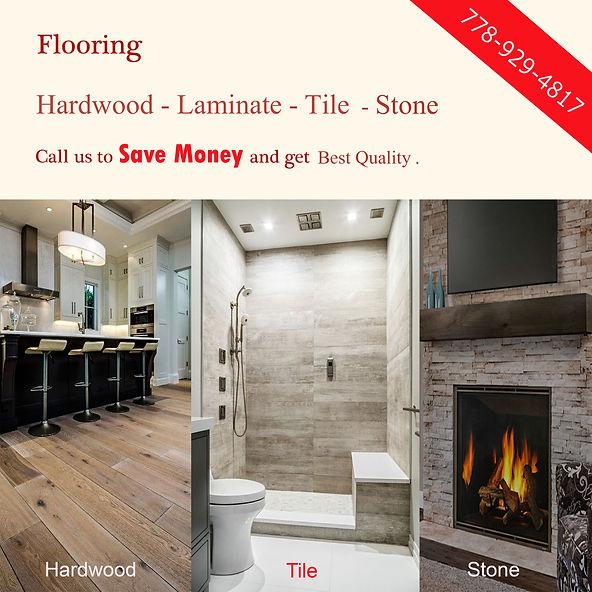 Hardwood Flooring Vanouer