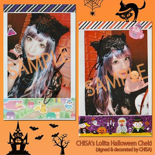 ACME CHISA Lolita Halloween Cheki