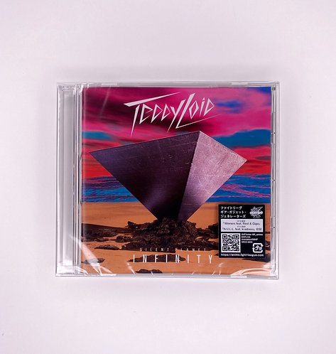 "TeddyLoid CD ""SILENT PLANET: INFINITY"""