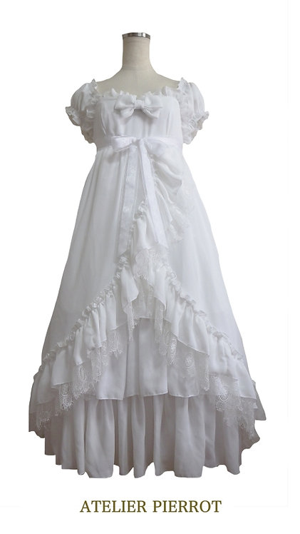 ATELIER PIERROT Babydoll Dress