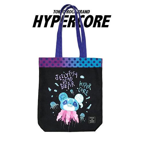 HYPERCORE SICKS JELLYFISH BEAR Tote Bag