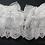 Thumbnail: ATELIER PIERROT Rose Ribbon Lace Wristbands