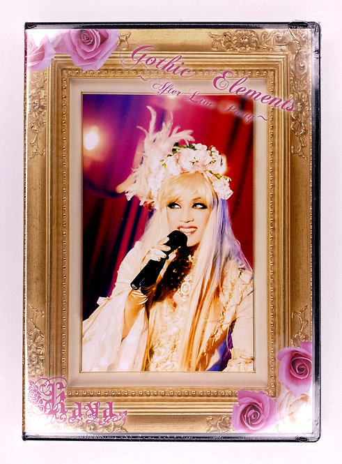 """Kaya DVD """"Gothic Elements -After Live Party-"""""""