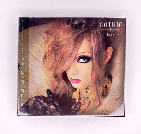 "Kaya CD ""GOTHIC"" Type A"