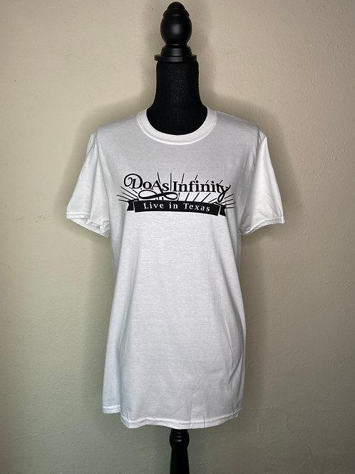 Do As Infinity 20th Anniversary T-Shirt White